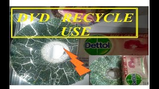 How To Recycle Your Old CDs  discs Into Useful Stuff- CDs and DVDs Recycling -2 MINUTE CRAFTS