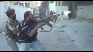Heavy Clashes In Battle Of Latakia Between The Syrian Army and FSA/Al-Nusraᴴᴰ