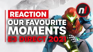 IT'S CALLED DREAD - Our Favourite Moments from the E3 Nintendo Direct   6.15.2021