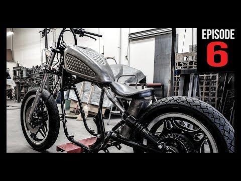Bobber Frame Mods - Episode 6