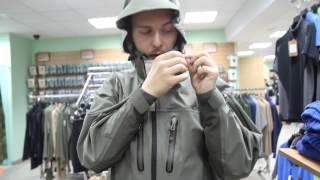 видео куртка мембрана