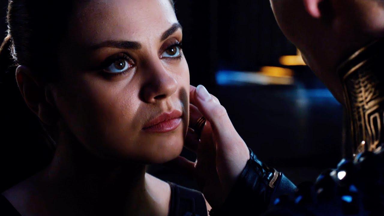 Jupiter Ascending Trailer 2015 Mila Kunis, Channing Tatum ... Mila Kunis Movies