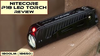 nitecore-p18-tactical-led-torch-review