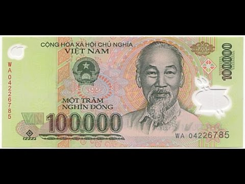Guide On How to Buy Vietnamese Dong - $54 Per Million At Banks RV