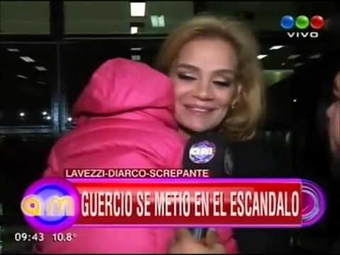 Eliana Guercio bancó a su colega Yanina Screpante y defenestró a Mariana Diarco