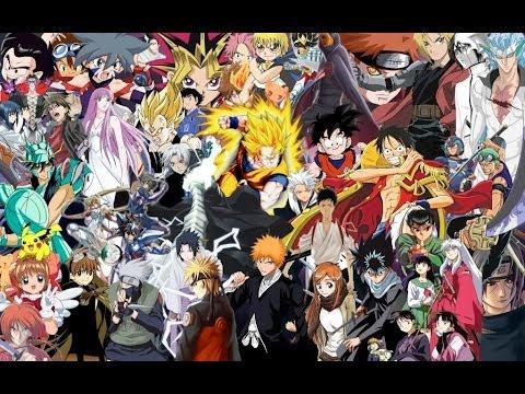 Las Mejores Paginas Para Ver Y Descargar Anime En Hd 2016 Youtube