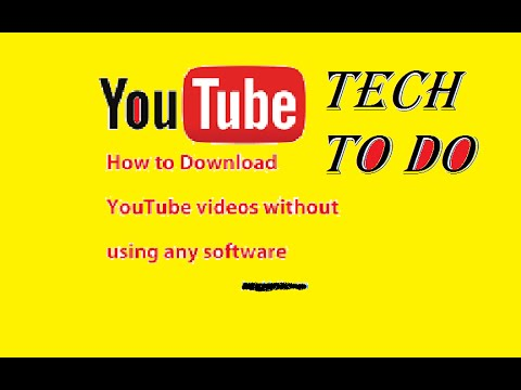 how to download youtube video and audio for free esay and safe