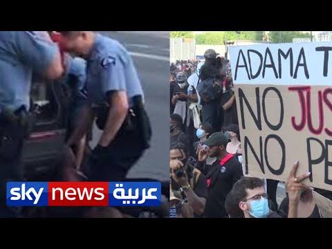 جورج فلويد جديد في فرنسا وعدوى الاحتجاجات تنتقل إلى باريس | منصات  - نشر قبل 2 ساعة