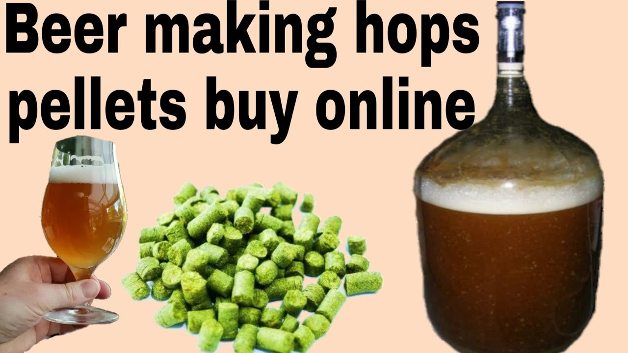 Beer making Hops pellets buy on Amazon. Wines & Food recipes