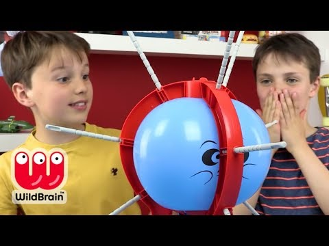 Toy Play🎁😎  The Toy Team Boom Boom Balloon Challenge 🎁😎Toys For Kids - Toy Team