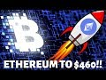 Ethereum is Headed to $460