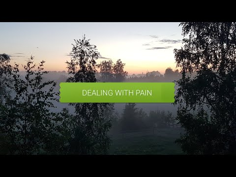 DEALING WITH PAIN - PERSONAL GROWTH ☆1☆