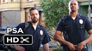 Let's Be Cops PSA - Meth (2014) - Jake Johnson, Damon Wayans Jr. Movie HD