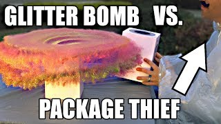 Package Thief vs. Glitter Bomb Trap.mp3