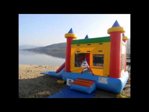 BubKat Bouncy Bounce House and Inflatable Rentals Saratoga Springs Clifton Park Albany NY