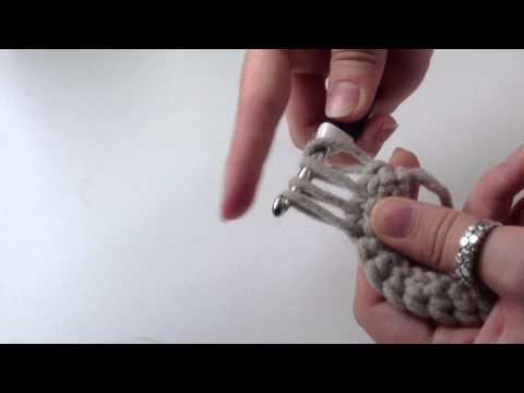 Häckeln lernen:Schlaufenmuster häckeln – wie kann man häckeln