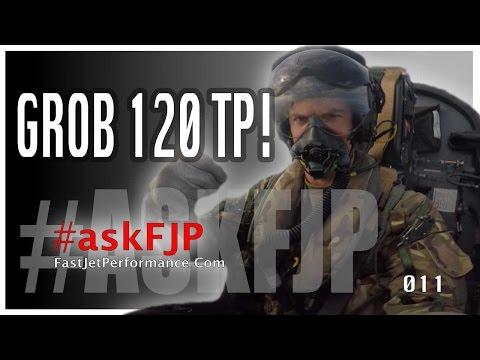 Grob 120TP Prefect! #askFJP11