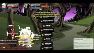 AQW how to rank up fast in doomwood (in 1 day)