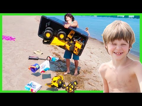 Thumbnail: Too Many TOY TRUCKS?!