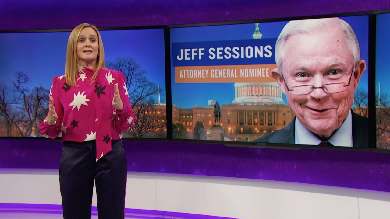A Session On Sessions with Samantha Bee