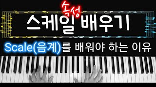 Download lagu 스케일 배우기 1 (음계, 스케일을 배워야 하는 이유)