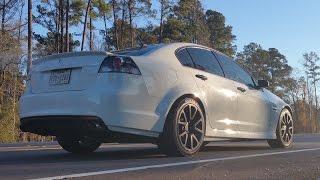 Pontiac G8 Videos