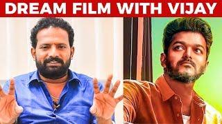 A Film with Thalapathy Vijay - Director Ponram's Dream Project! | Seemaraja |MY308