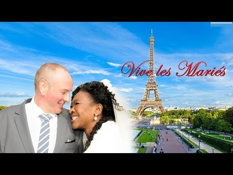 Racheal and Federic mariage Part 1
