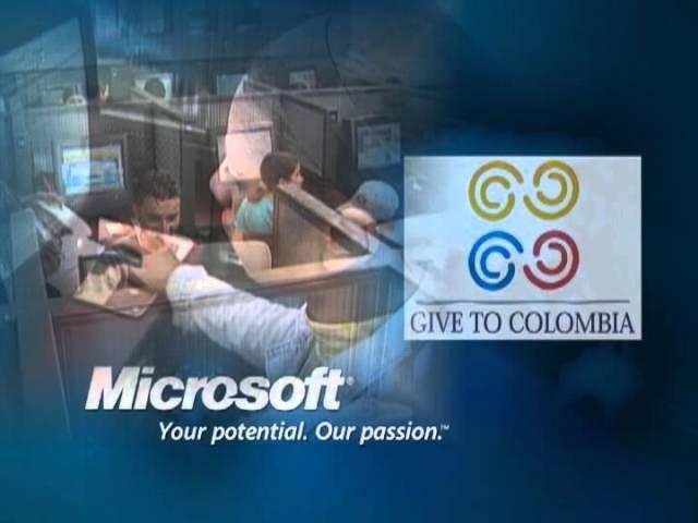 Give To Colombia Creando Alto Impacto Social
