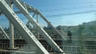 【速報】特急まほろば奈良行き 新大阪発車後放送