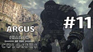 SHADOW OF THE COLOSSUS: ARGUS | BÖLÜM 11