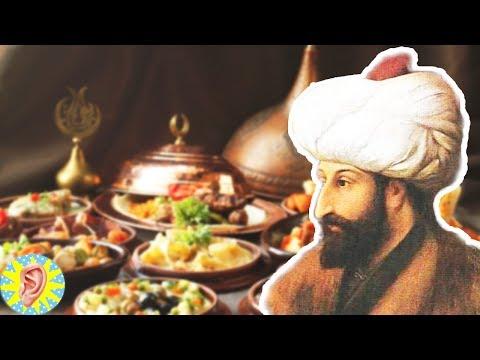 Osmanlı Padişahlarının İFTAR SOFRASI Nasıldı?