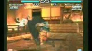 大亂鬥2 初賽14 icy asuka vs kenshiro bryan