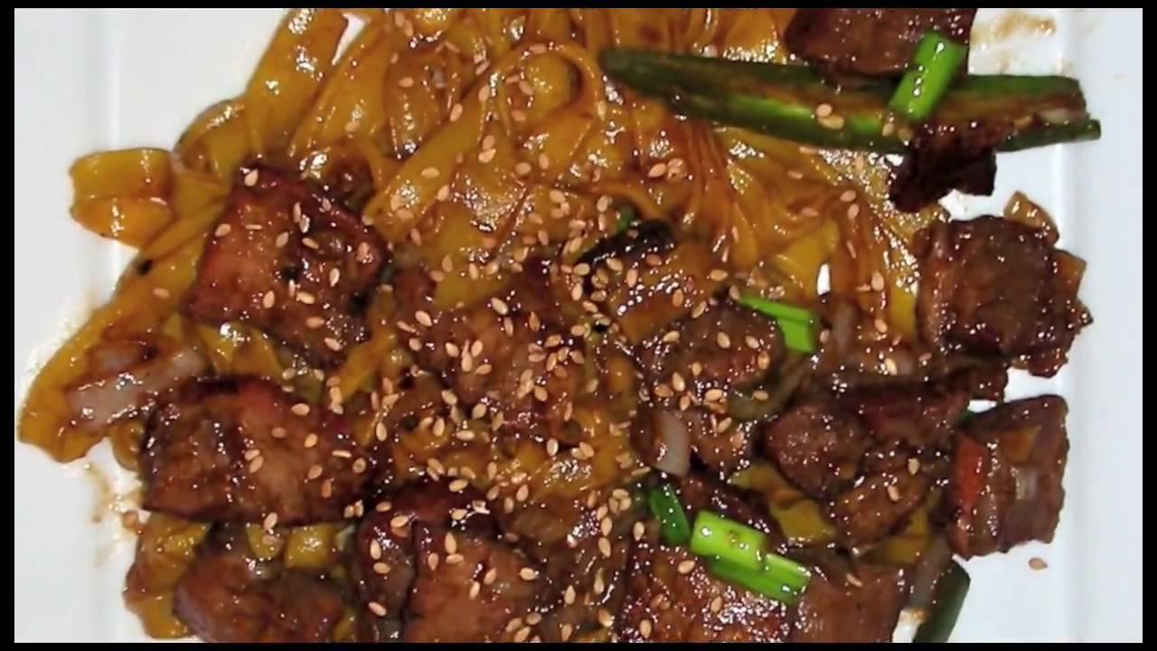 Chinese pork szechuan recipe