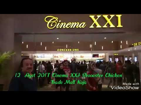 Liputan vj malming cinema XXI Trade Mall
