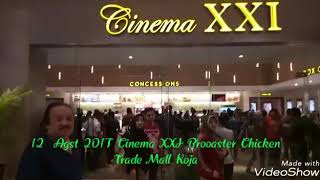 Video Liputan vj malming cinema XXI Trade Mall download MP3, 3GP, MP4, WEBM, AVI, FLV Juni 2018