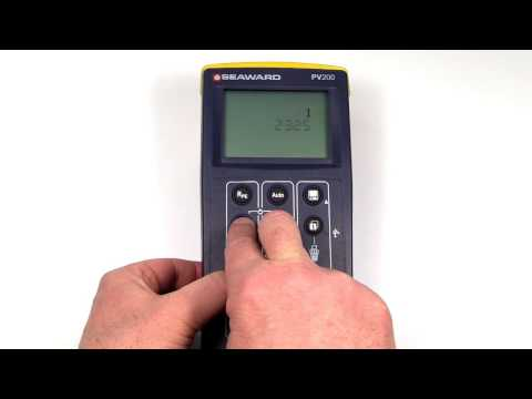 How to extend the auto shutdown period on the PV200 or 210