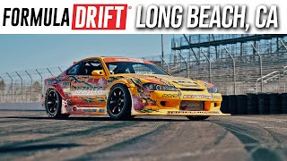 homepage tile video photo for First Time Drifting Downtown Long Beach (Media Day)
