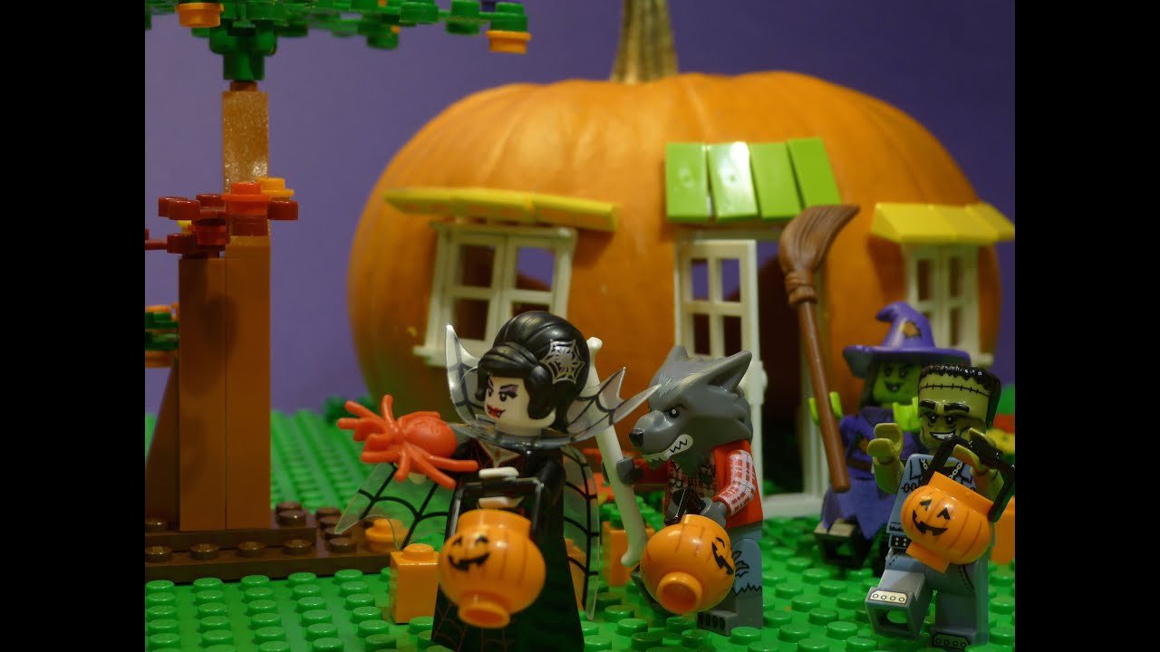 Lego Halloween Horror Special 2015 - Trick or Treat in ...
