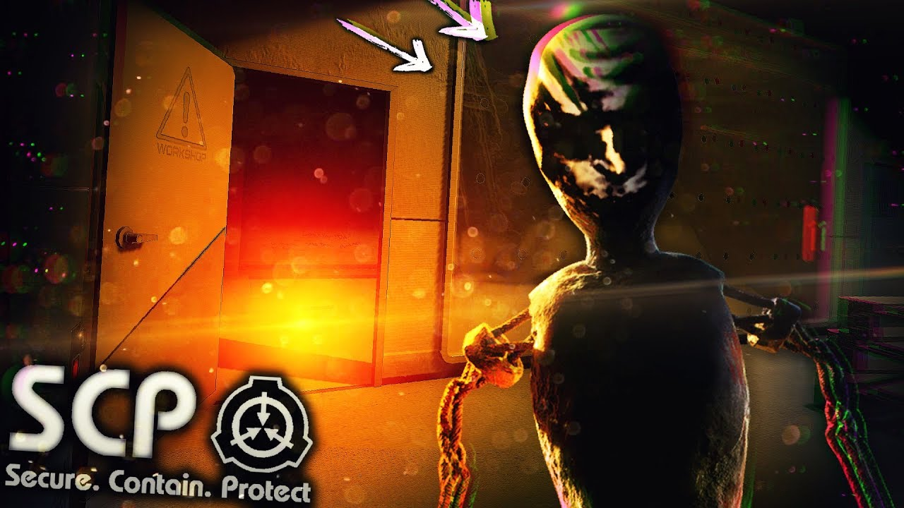 That Scared The Crap Out Of Me Scp Containment Breach Pt 7