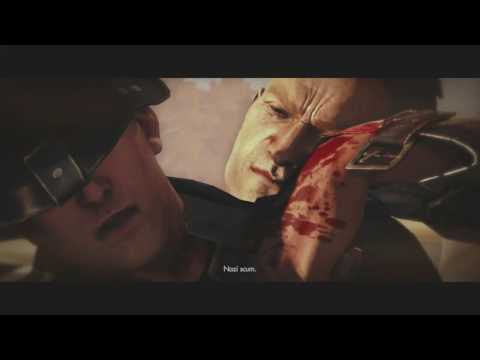 Captain Blazkowicz Reporting For Duty (03) - Wolfenstein The New Order