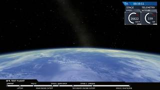 SpaceX BFR Max Payload Simulation