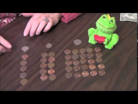 Counting Money Worksheets help your kids learn the US Coins