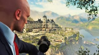 HITMAN 2 Sniper Assassin 2018 (Stealth gameplay) - Silent Assassin