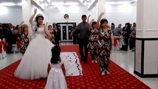 Уйгурская свадьба Шaxмypaтa и Шaxpизaды