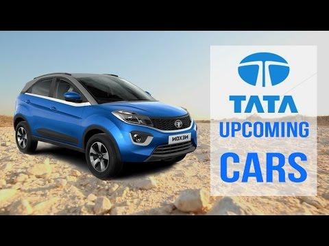 Top 5 upcoming cars by Tata Motors india 2017-2018|First Drive|