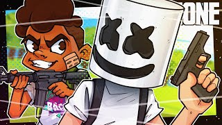 I Played Warzone With Joe Jonas And Marshmello, Courage was there too