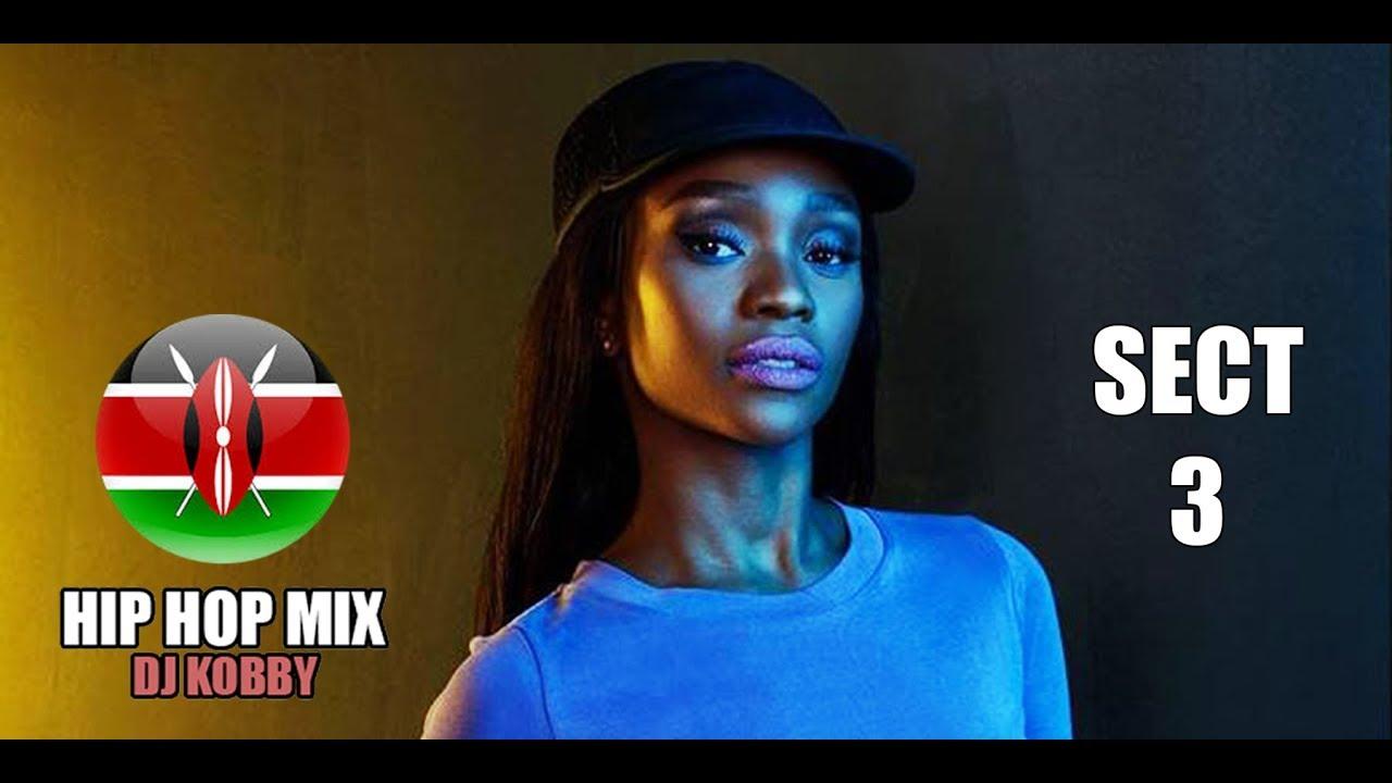 HIPHOP MIX - SECT 3 ♫ BEST RAP ♫ 🔥 TRAP #KENYAN #AFRICAN / DJ KOBBY #2018