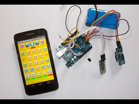 Hacking a 9 Remote Controlled Car with Arduino