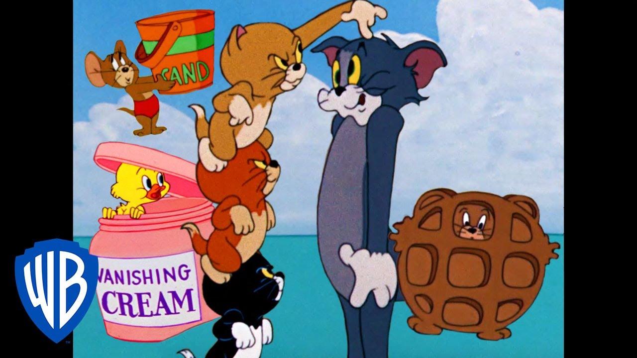 Tom y Jerry en Español | Muchas bromas | WB Kids